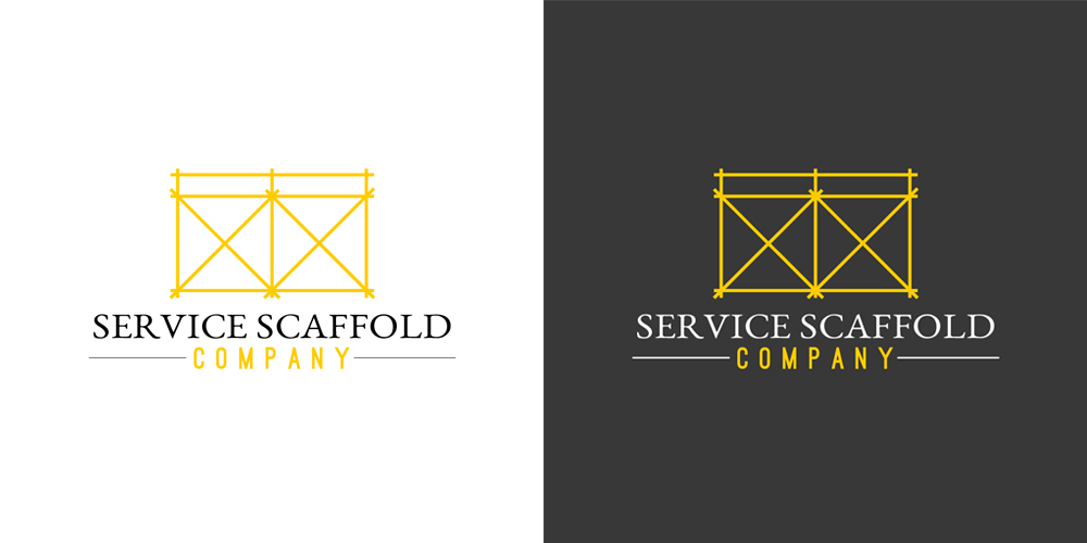 Service Scaffold Logo ideas