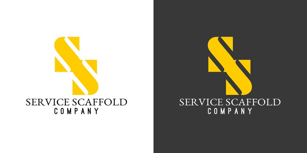 Service Scaffold logo ideas