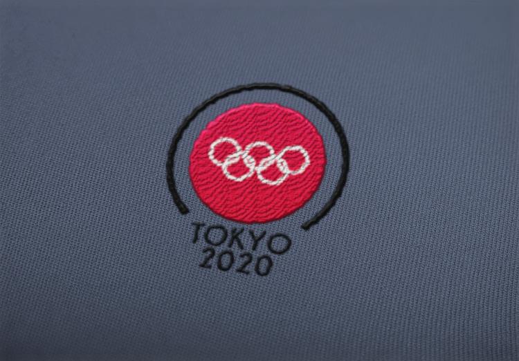 alternative concept for 2020 Tokyo Olympics mockup